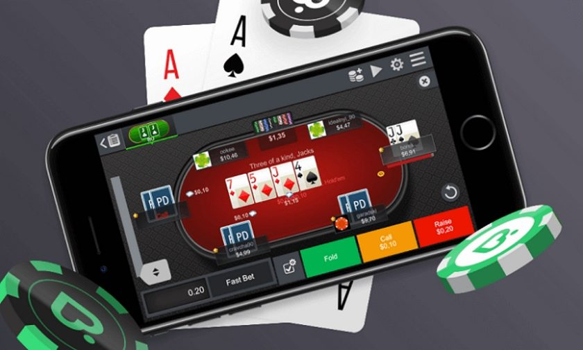 Pokerdom на android